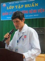 Benh Vien Cap Cuu Trung Vuong - General Practice in Vietnam