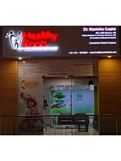 Healthy Roots - A Family Dental Studio - Exterior