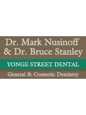 Dr. Mark Nusinoff and Dr. Bruce Stanley - Dental Clinic in Canada