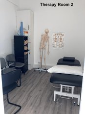 Well Life Physiotherapy - Treatment room - downstairs