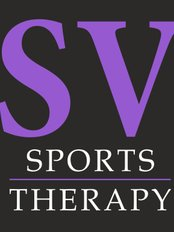 SV Sports Therapy - SV Sports Therapy Logo