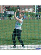 Pro-Am Sports Injury Clinic - Jenna competing at the Yorkshire Champs 2016