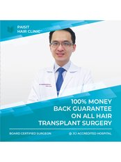 Paisit Hair Clinic - Hair Loss Clinic in Thailand