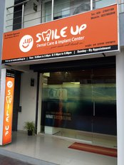 Smile Up Dental Care & Implant Center - Clinic Exterior