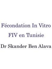La fécondation in vitro en Tunisie, Dr Skander Ben Alaya - Fécondation in vitro en Tunisie