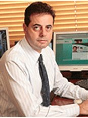 HDC Hair Transplant Clinic - Mr Pantelis Ftellehas