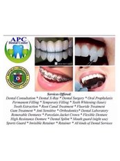 APC Dental Center - The arts & science for beautiful smiles