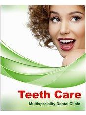 Teeth Care Multispeciality Dental Clinic - Best Dental Clinic Award - 2017 by AVP Media.