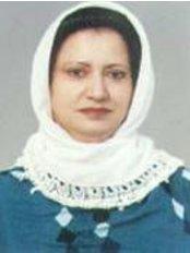 Salma Kafeel Medical Services - Dr. Salma Kafeel Qureshi