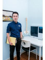 Axis Chiropractic Malaysia, Petaling Jaya - Dr Shane Lee (Chiropractor)