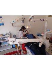 A2Z Dental Care - Dr.Gunjan at work