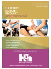 Healing hands Physiotherapy clinic - Physiotherapy Clinic in India