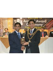 Ayurveda Pain Care Clinic - Award for Special Ayurveda Marma Therapy