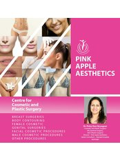 PINK APPLE AESTHETICS - Plastic Surgery Clinic in India