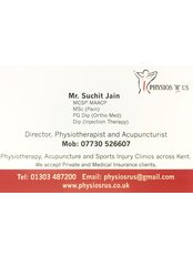 Physios R Us - Physiotherapy Clinic in the UK