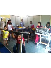 SAINI PHYSIOTHERAPY AND CHILD DEVELOPMENT CLINIC - cerebral palsy group session