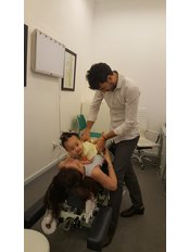 3C Care Chiropractic Center - Children Chiropractic Adjustment