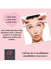 Bella Aesthetics - Anti wrinkle treatments
