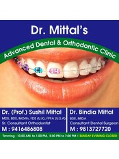 Dr. Mittals Advanced Dental & Orthodontic Clinic - Dental Clinic in India