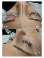 Evoque - Classic-style lash extensions