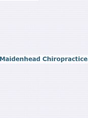 Maidenhead Chiropractice - Chiropractic Clinic in the UK