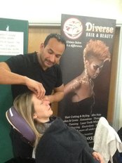 Diverse Hair and Beauty - Beauty Salon in the UK