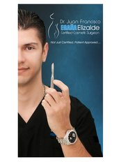 Dr. Juan Franciso Egaña Elizalde Certified Cosmetic Surgeon - Dr Juan Francisco Egaña Elizalde