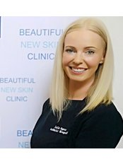 Beautiful New Skin Clinic - Aesthetic Practitioner Julie Rogers