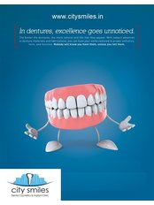 City Smiles Dental Cosmetics and Implant Clinic - Dental Clinic in India