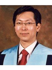 Dato Dr TK Ho Vascular & Advanced Surgery Centre - Dato Dr TK Ho, MBBS, MRCS(England & Edinburgh), Intercollegiate FRCS (UK), PhD Vascular Surgery (London), CCT(UK)