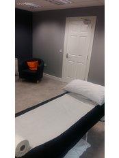 Ciara Jordan Physical Thearpy - Treatment room