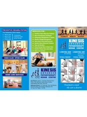 Kinesis Advanced Physiotherapy Rehab Centre - 1