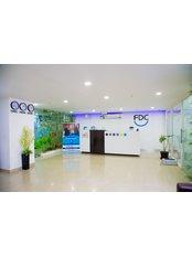 FOCUS DENTAL CARE (International Dental Center) - Gachibowli - RECEPTION DESK