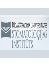 Institute of Stomatology - Riga Stradins University - Dental Clinic in Latvia