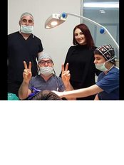 Hair Revival - Hair Revival, Only Clinic Offering 100% graft extraction by Surgeon Whatsapp: +92 336 8275285  ??Finest FUE hair transplant by Experienced and Qualified Turkish Team ?? Maximum possible grafts in single sitting. ??Regulated by Turkish Health Departme