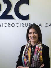 CM2C Hair Clinic - Lisboa - Dr. Joana Sousa Coutinho is CM2C Head Doctor