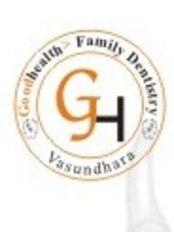 Goodhealth family Dentistry - Dr Monika Singh Visiting Card