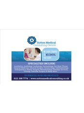 Sutton Medical Consulting Centre - General Practice in the UK