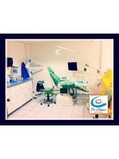 Dr. Llamas Dental Office - Nice and clean installations