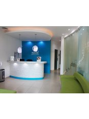 Koosi Dental Studio - Front desk & waiting room