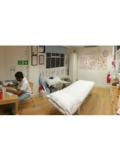 Atlas Osteopathy Chiswell Street - CLINIC ROOM