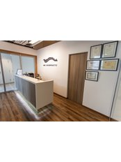 Neo Chiropractic Clinic - Reception Area
