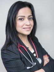 Dr Shazeya Aesthetic Clinician -  MBBS MRCP MRCGP