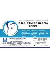 Garcia Dental Center - DR. Ramiro Garcia