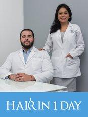 Hair in 1 Day Guadalajara - The Best Hair Transplant Doctors  - Hair in 1 Day