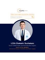 Dr. Chakarin Plastic Surgery - Dr. Chakarin Suchakaro Active Member of ISAPS