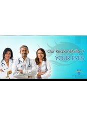 Eye-Q Super Specialty Eye Hospitals, Galleria, DLF, Gurgaon - Laser Eye Surgery Clinic in India