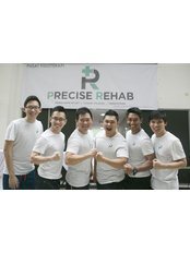 Precise Rehab Sports Rehab Centre - Physiotherapy Clinic in Malaysia