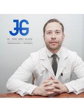 Dr. Jorge Gómez Salazar - Orthopaedic Clinic in Mexico