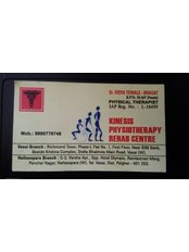 KINESIS ADVANCED PHYSIOTHERAPY REHAB CENTRE - Business Card